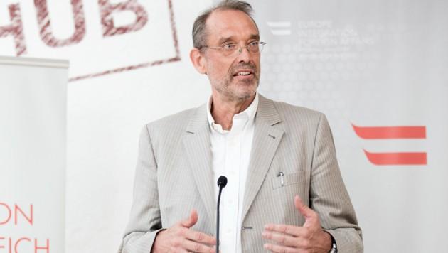 Heinz Faßmann (Bild: APA/GEORG HOCHMUTH)