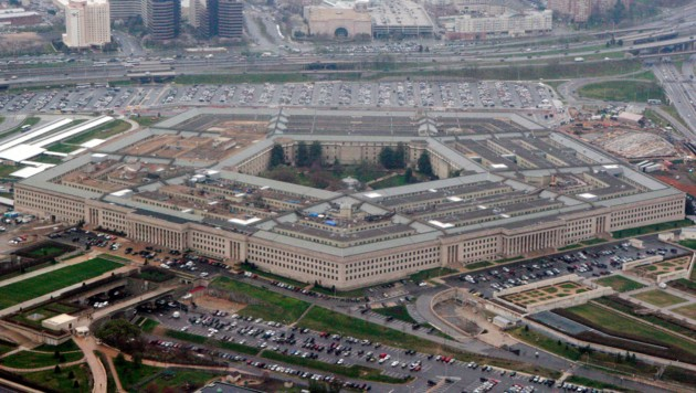 Das Pentagon in Washington