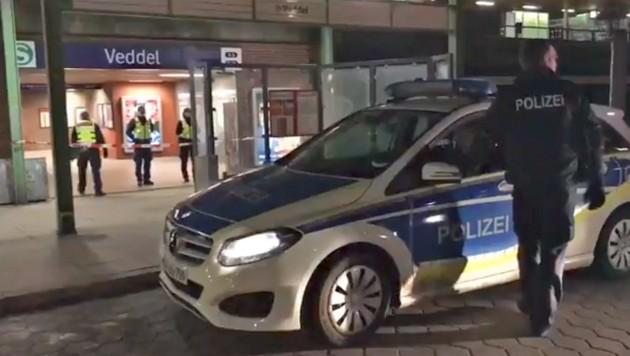 Sprengsatz auf Hamburger Bahnhof detoniert