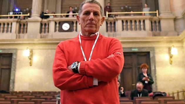 Ex-Lobbyist Peter Hochegger (Bild: APA/Helmut Fohringer)