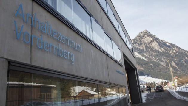 Das Anhaltezentrum Vordernberg (Bild: APA/ERWIN SCHERIAU)
