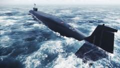 Ein russisches U-Boot (Bild: stock.adobe.com)