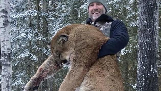 Puma-Lifestyle erschossen