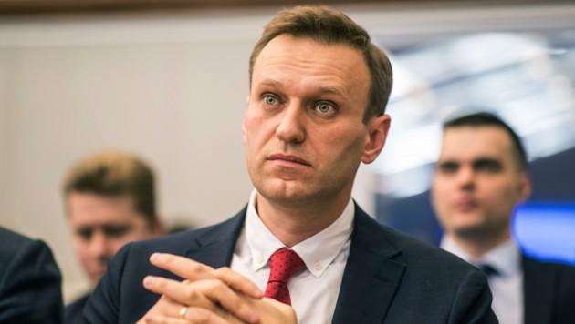 Alexej Nawalny (Bild: AP)