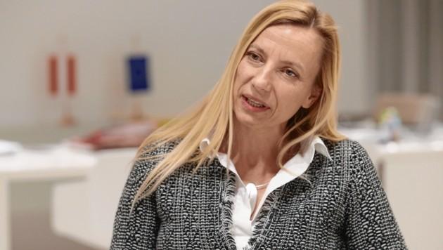 Juliane Bogner-Strauß (Bild: Zwefo)