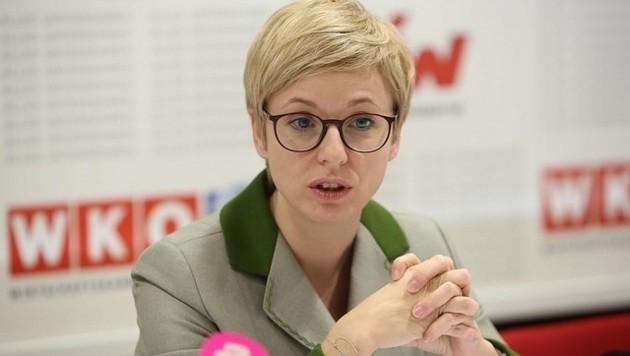 WKOÖ-Präsidentin Doris Hummer: Kleinigkeiten entkriminalisieren, Betrüger aber natürlich verfolgen, sie schaden allen. (Bild: WKOÖ Strobl)