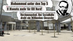 (Bild: APA/HERBERT PFARRHOFER, Kronen Zeitung, krone.at-Grafik)