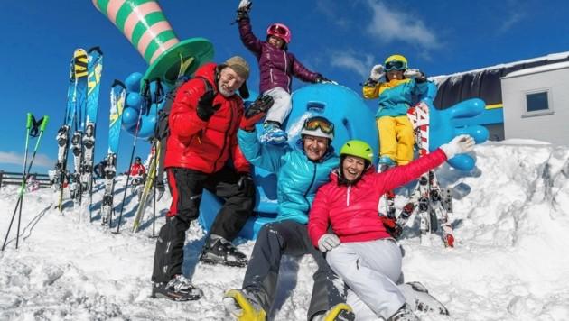 Beim Ski4you-Kids-Cup warten tolle Preise. Das erste Rennen findet am 21. Jänner am Katschberg statt