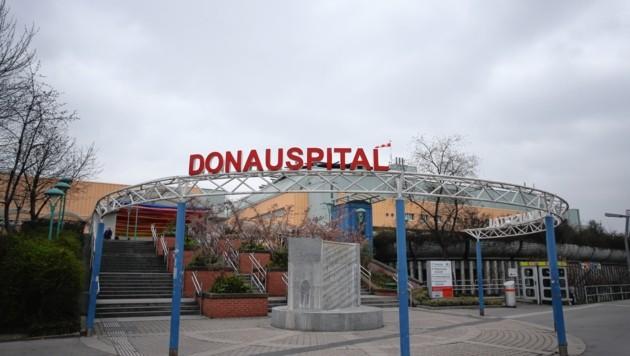 Donauspital SMZ Ost (Bild: zwefo)