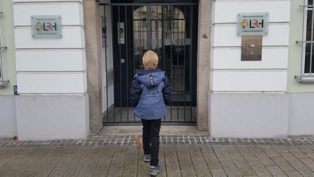 Im Landesrechnungshof in Linz wurde lange und intensiv am Sonderprüfbericht gearbeitet. (Bild: Werner Pöchinger)