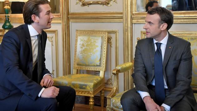 Macron Freimaurer