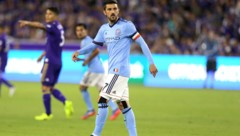 David Villa im Trikot von New York City (Bild: 2017 Getty Images)