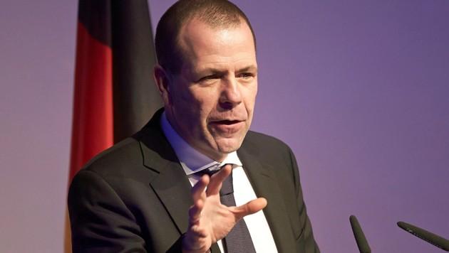Harald Vilimsky, FPÖ (Bild: APA/dpa/Thomas Frey)