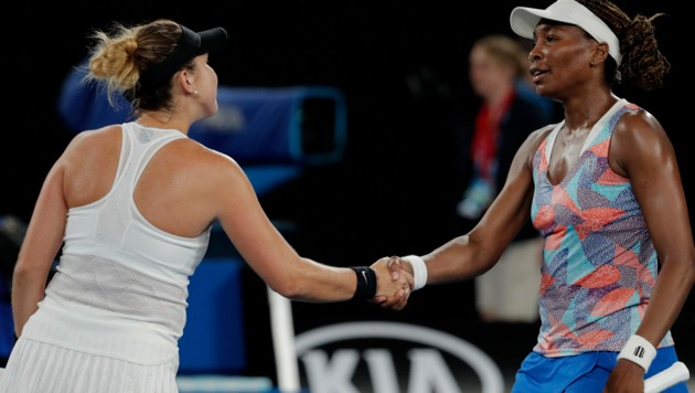 Venus Williams ausgeschieden
