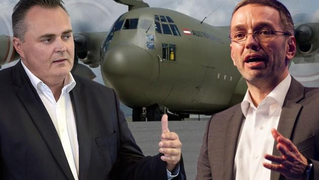 Ex-Verteidigungsminister Hans Peter Doskozil kritisiert fehlende Abschiebungen seitens der FPÖ unter Innenminister Herbert Kickl.