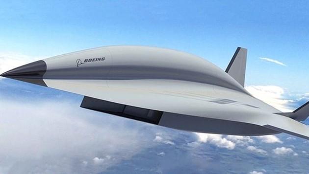 So stellt sich Boeing den Nachfolger der SR-71 vor.