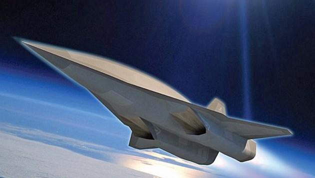 Bei Lockheed Martin forscht man bereits seit einiger Zeit an einem Jet, der schneller als Mach 5 fliegt.