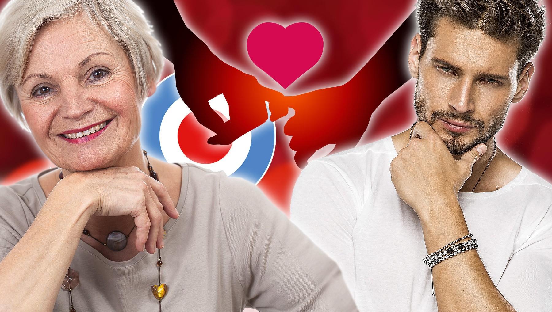 Sie sucht Ihn. Frau sucht Partner im Alter zwischen 30 und 70