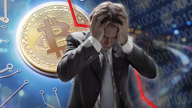 Krypto-Börse gehackt: Bitcoin-Kurs im freien Fall