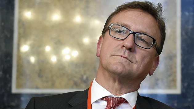 FMA-Vorstand Helmut Ettl (Bild: APA/HELMUT FOHRINGER)