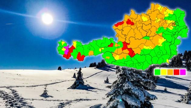 Wetter am Wochenende wird winterlich und kalt > Nachrichten ...