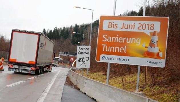 Erst Ende Juni wird die Autobahn wieder frei befahrbar sein. Die Frage ist: Für wie lange?