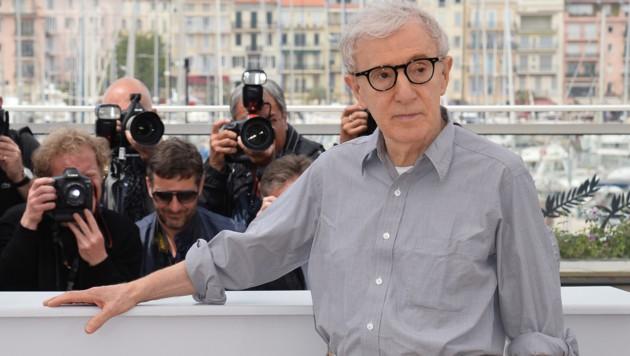 Woody Allen (Bild: AFP or licensors)
