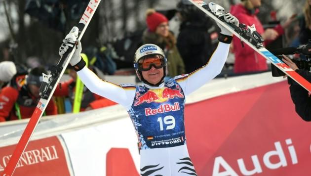 Thomas Dreßen (Bild: APA/ROLAND SCHLAGER)
