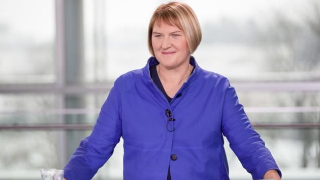 Helga Krismer, Spitzenkandidatin der Grünen Niederösterreich (Bild: APA/GEORG HOCHMUTH)