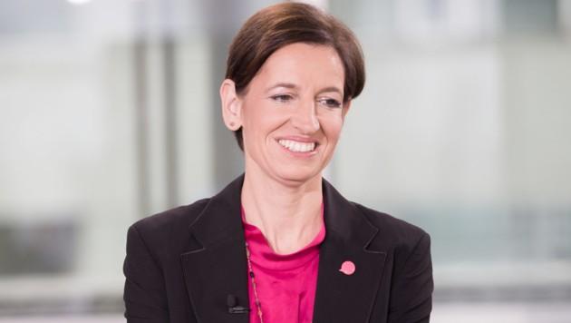 Indra Collini, Spitzenkandidatin der NEOS Niederösterreich (Bild: APA/GEORG HOCHMUTH)