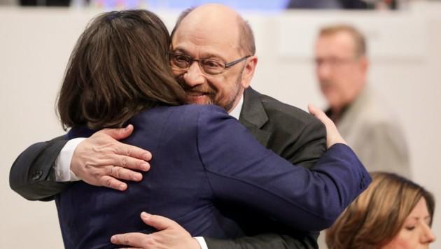 SPD-Parteitag stimmt für Koalitionsverhandlungen