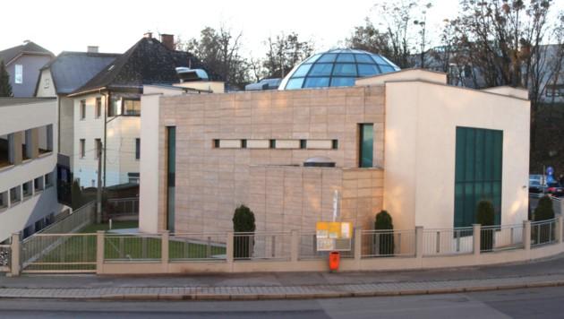 Beim Veranstaltungszentrum der Moschee in Linz soll bei den Planungen getrickst werden.
