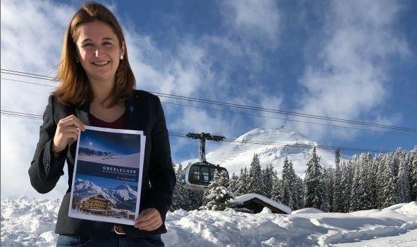 Wirtschaftsgespräche am Arlberg: Durch die Straßensperre verlängerte sich der Termin um einen Tag. (Bild: Marlene Svazek)