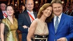 """Wird Sonja Wehsely oder Irmtraud Rossgatterer die neue """"First Lady"""" Wiens? (Bild: Starpix/Alexander Tuma, Privat, krone.at-Grafik)"""
