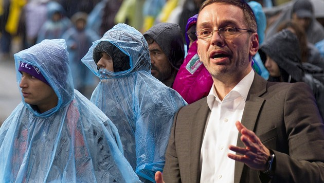 """""""Wir entscheiden, wer Asyl erhält – nicht die EU"""""""