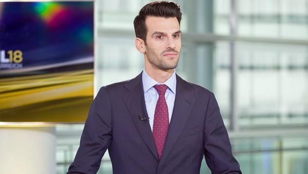 Udo Landbauer (Bild: APA/Georg Hochmuth)