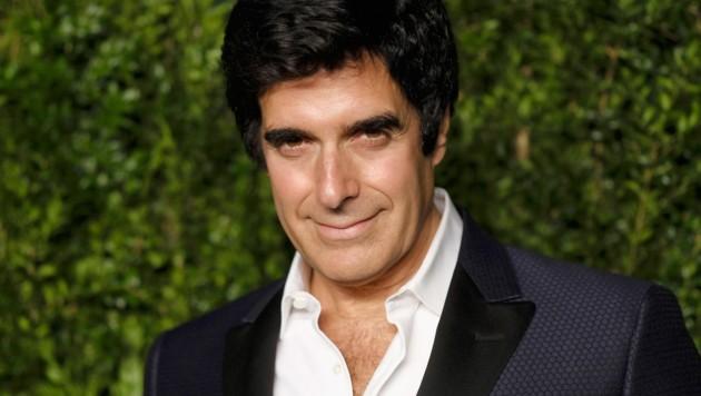 David Copperfield (Bild: 2016 Getty Images)