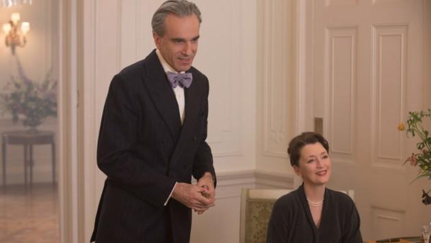 """Daniel Day-Lewis in """"Der seidene Faden"""" (Bild: UPI)"""