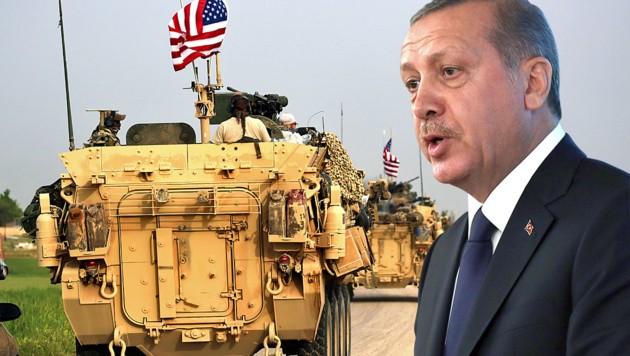 Erdogan warnt, USA ziehen aber Truppen nicht ab