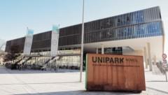 Uni-Park Salzburg Nonntal (Bild: Grill Max/Kronenzeitung)