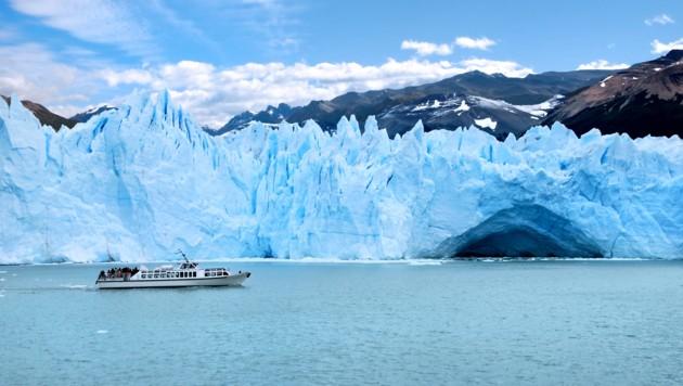 Perito-Moreno-Gletscher (Bild: stock.adobe.com)