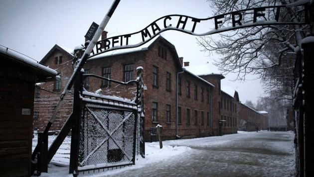 KZ Auschwitz (Bild: AFP)