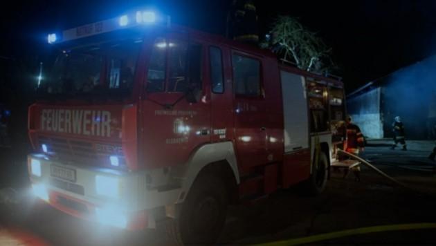 Feuerwehreinsatz (Bild: FF)