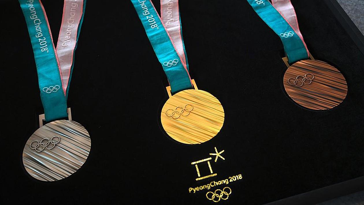 Pyeongchang Medaillenspiegel