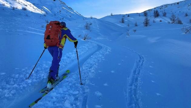 Serie Die Kärntner und Osttiroler und ihre Berge von Hannes Wallner (Bild: Wallner Hannes/Kronenzeitung)