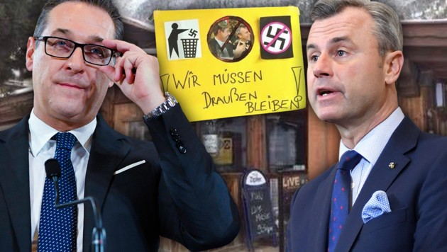 (Bild: APA, facebook.com, krone.at-Grafik)