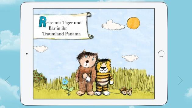 (Bild: janoschs-panama-app.de)