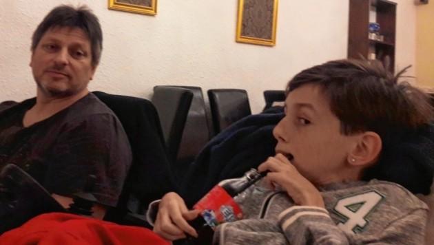 Der zwölfjährige Georg (Bild: Georgs Eltern)