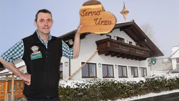Auch Johann Wolfsgruber sucht für sein Gasthaus am Gmundnerberg Personal. (Bild: Hörmandinger)