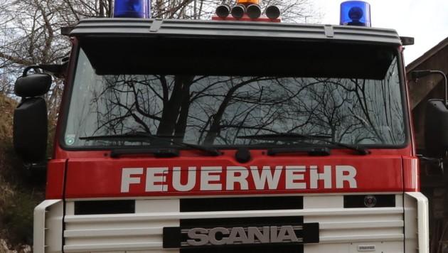 Die Feuerwehr musste nicht ausrücken, die Brände erloschen alle von selbst. (Bild: Juergen Radspieler)
